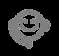 Обслуживание клиентов Иконка - серый