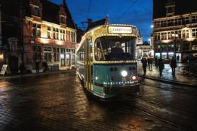 Kersttram te Gent - 2020