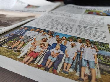 Krantenfoto
