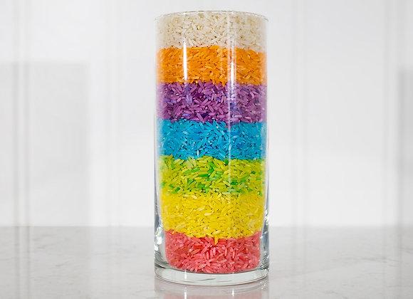 Rainbow Rice Refill
