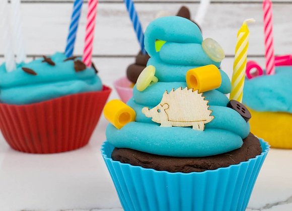 Cupcake Dough Kit