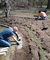 keyser lawn and landscaping llc pays attention to detail when building