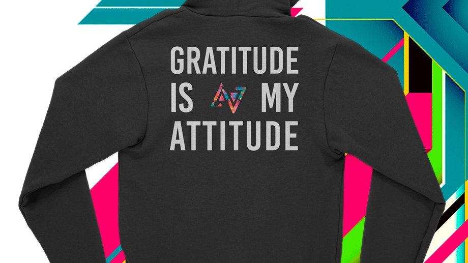 Gratitude Attitude | Favela 11 | Official Hoodie
