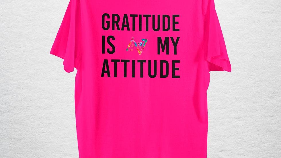 Gratitude Attitude Official Tee