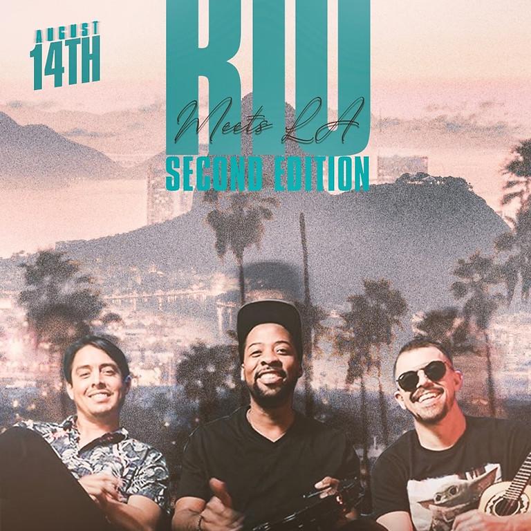 Rio Meets LA- 2nd Edition -Calisamba