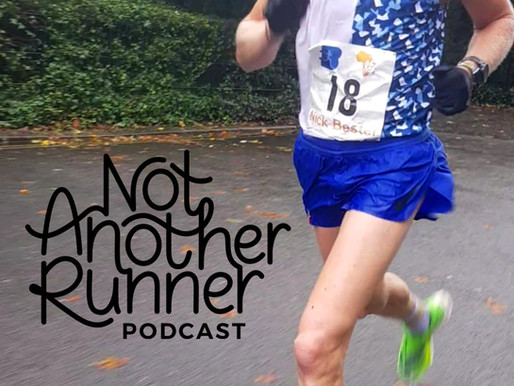 Not Another Runner Podcast chat with Natalie