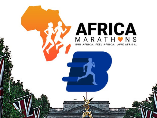 Give it your BESTer supported by Africa Marathons