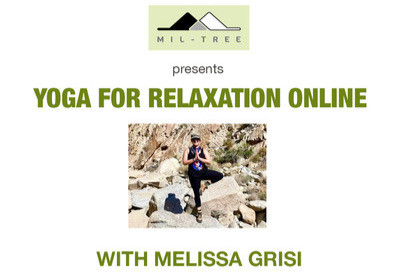 Yoga for Relaxation Online