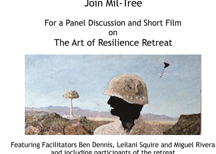 The Art of Resilience Retreat: Panel discussion & Short Film