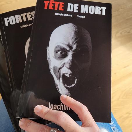 Les livres de Joachim Turin dans les médias
