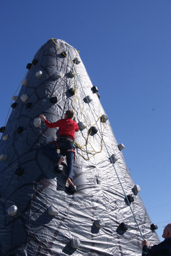 26 Foot Climbing Wal
