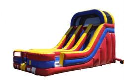 18 Foot Double Slide