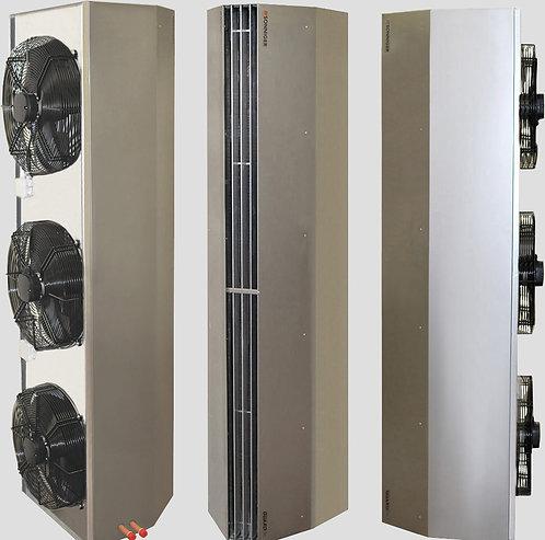 Тепловые завесы с водяным нагревом GUARD 100