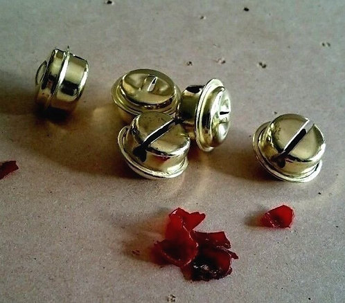 Gold Bells x 5