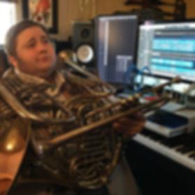 John Robert Matz - Excessive Brass Squar