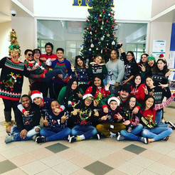Ugly Christmas Sweater Day 2018-2019