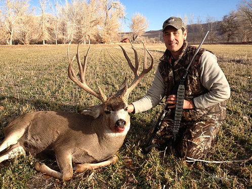Nevada Mule Deer Hunt - Unit 013