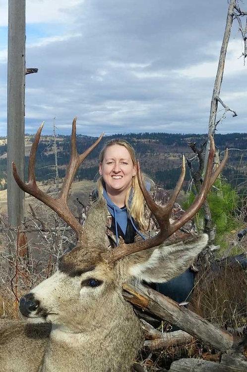 Idaho Mule Deer Hunt