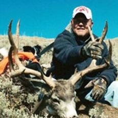 Utah Mule Deer Hunt