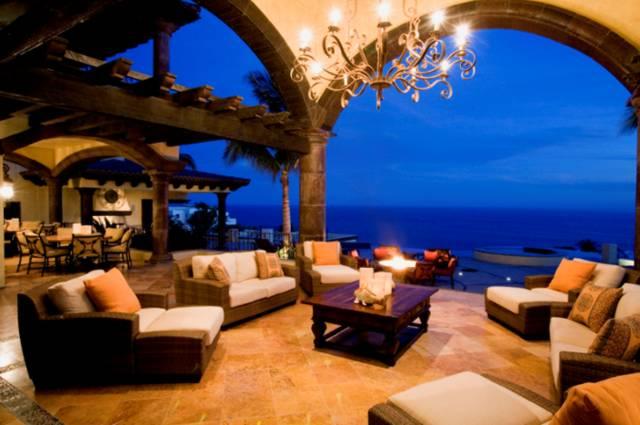 cabo - veranda