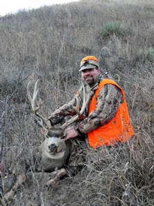 Nebraska Mule Deer Hunt