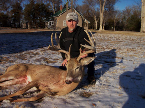 Nebraska Whitetail Deer Hunt