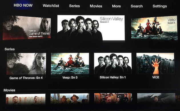 HBO Now available on iPad, Apple TV and iPhone!