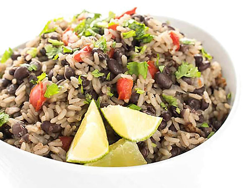 home delivery Cuban rice and beans near Pittsboro, NC