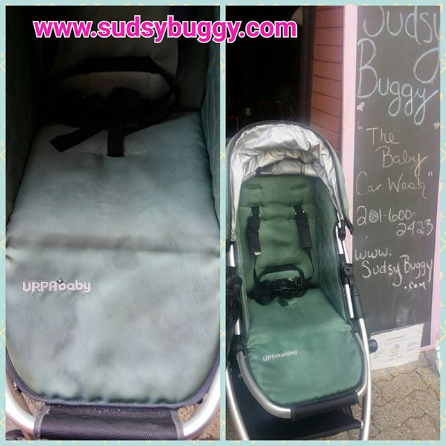 Yes!! Its the same stroller 😃__Call or book online!_www.sudsybuggy