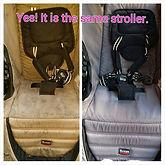 Dirty Strollers Baby Gear
