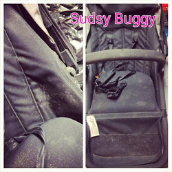 My Client was about to toss this moldy Bugaboo! I can't wait to get my Suds on it!__#hoboken #jersey