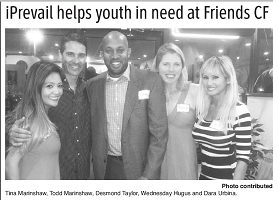 Sanford Herald features iPrevail and FFO work on local foster homes