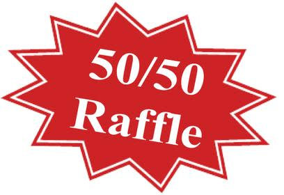 50/50 Raffle at Delmonico's Grand Opening