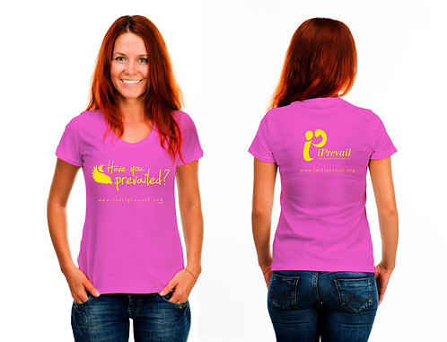 Have You Prevailed Shirt (Women's)