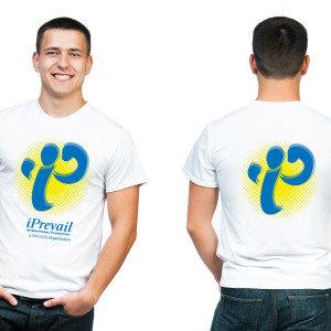 iPrevail Volunteer's Shirt (Unisex)