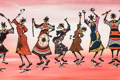 la danse rose