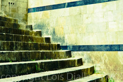 trap/kerkarchirectuur van Florence
