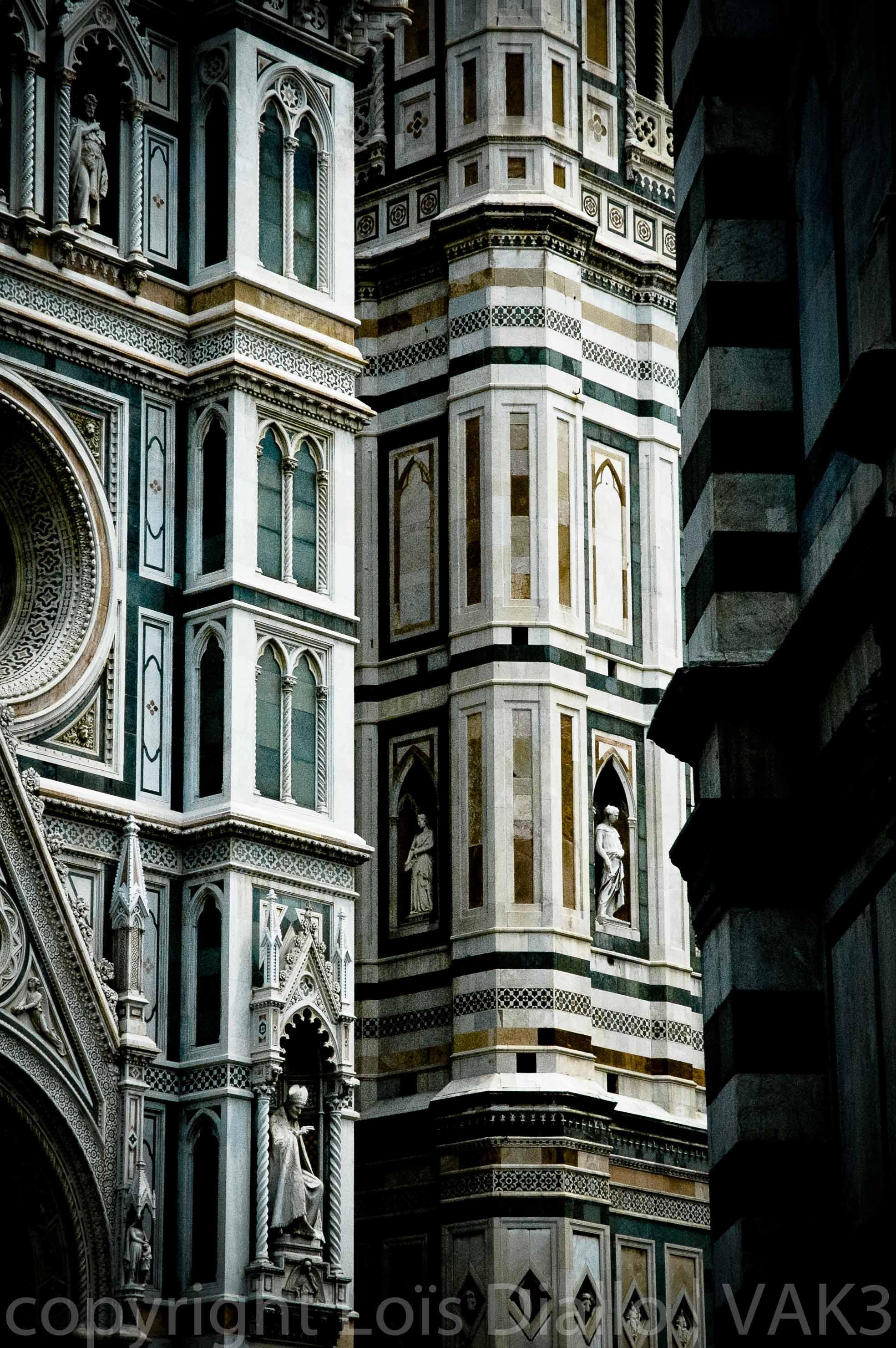 kerkarchirectuur van Florence