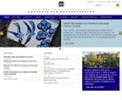 website KNAW