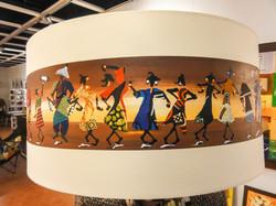 Lodia Art pimpt lampenkappen op