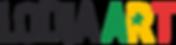 logo van atelier en galerie Lodia Art in Den Haag