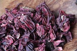 Bissap (hibiscus) is bijzonder gezond!