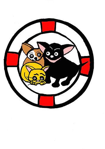 logo utulek2_uprava cerny pes mensi kuka