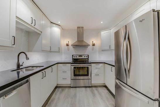 Ikea kitchen design installation Toronto