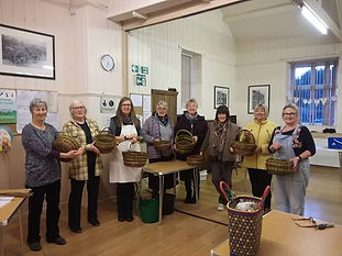 Some fantastic first time baskets made t