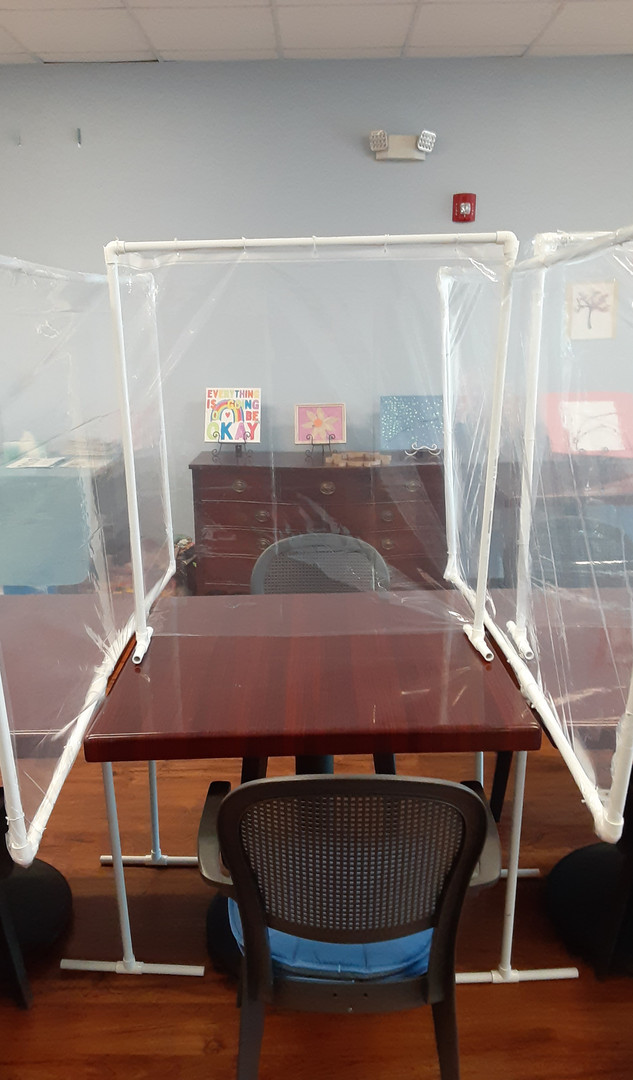 Main Table Dividers
