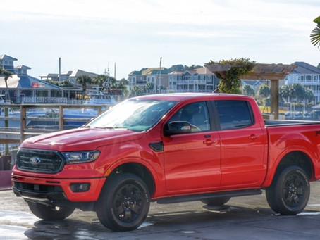 2020 Ford F150 Ranger