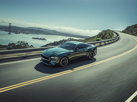 2020 Bullitt Mustang – Steve McQueen Would be Proud