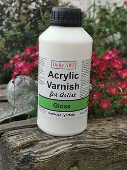 Daily Art Gloss Varnish 500ml