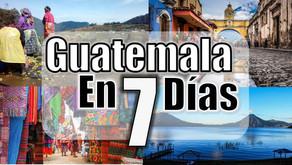 Guatemala en 7 días